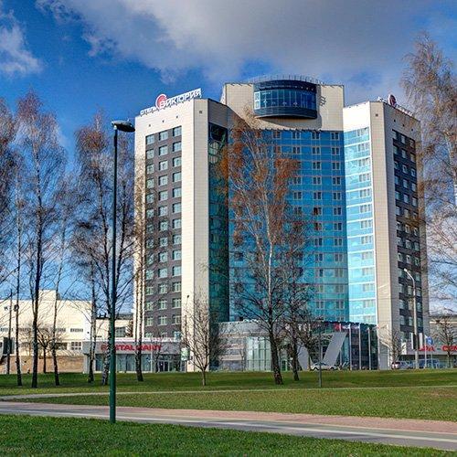 4* Hotel Victoria w Mińsku przy Prospekcie Pobieditelej