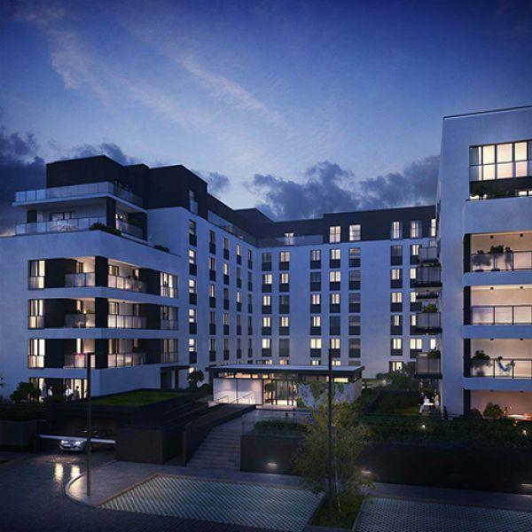 """""""Miasto Wola"""" Residential Estate in Warsaw"""