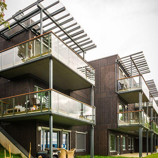 """""""Lillehammer Panorama II"""" Residential Estate in Lillehammer, Norway"""