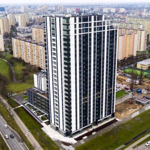 Osiedle Saska, etap I, II i III, Warszawa