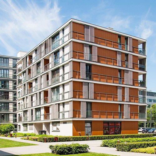 """Mozaika Mokotów"" Residential Estate in Warsaw"