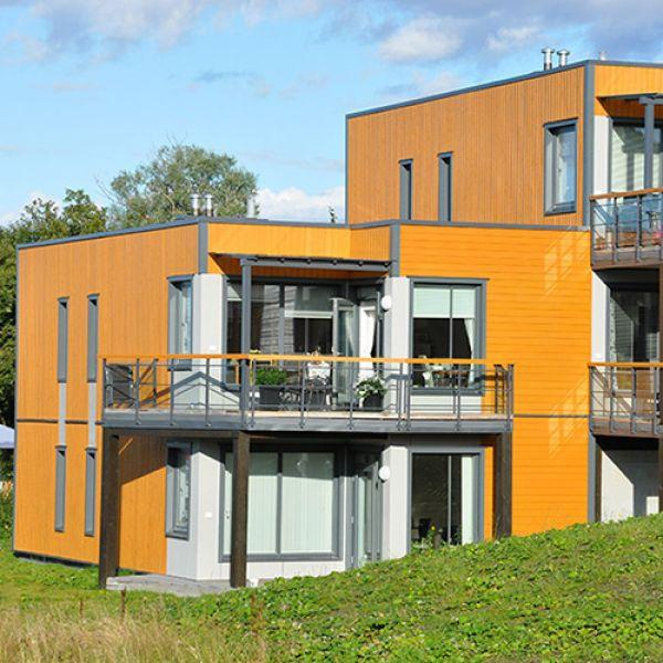 """Brundalsgrend"" Residential Estate in Trondheim, Norway"