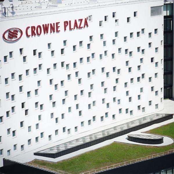 Аэропортсити Санкт-Петербург с 4* гостиницей сети Crowne Plaza