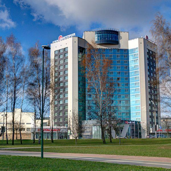 4* Гостиница «Виктория» в Минске