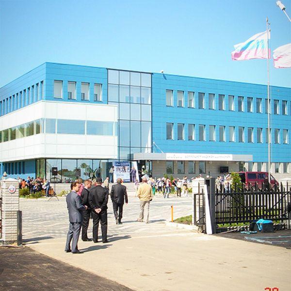 Предприятие по производству медицинских биопрепаратов - Россия