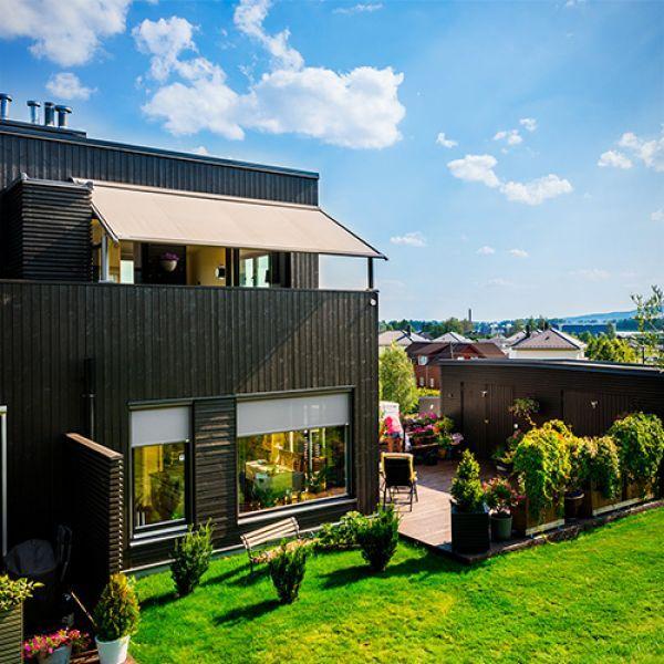 "Жилой комплекс ""Kjeller Gård"" в Скедсмо-Кьеллер, Норвегия"