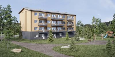 Unihouse in the Swedish housing programme