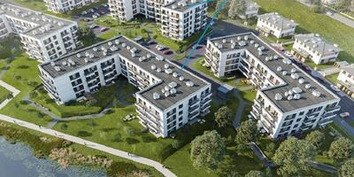 Apartments of the Idea Omega investment already on the market